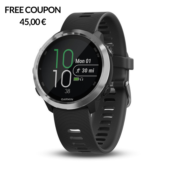 GARMIN-FORERUNNER-645-MUSIC-NERO-010-01863-30-WITH-COUPON