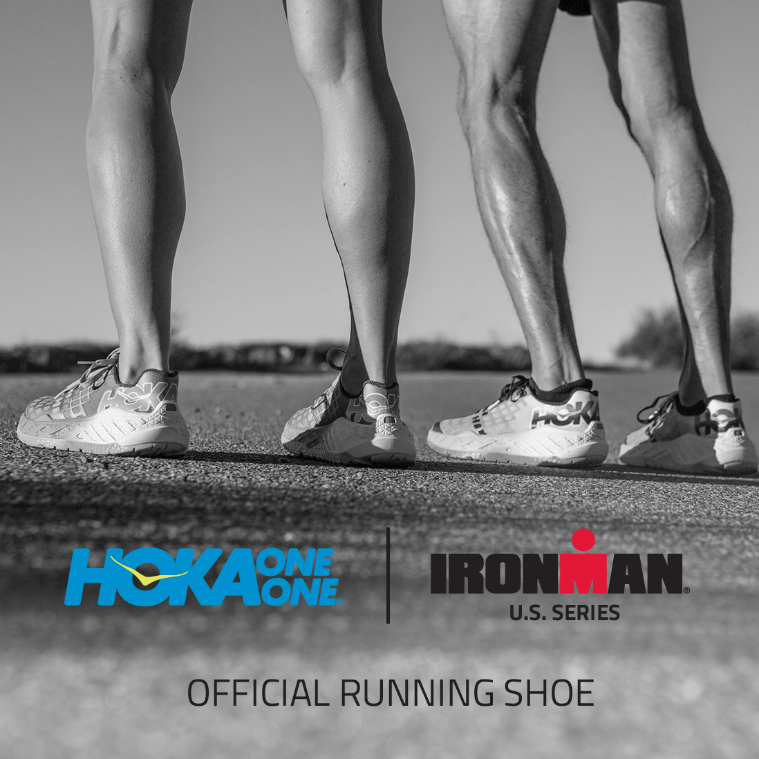 hoka ironman partnership