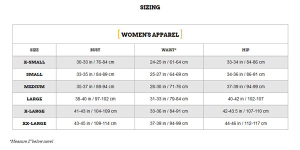 zoot-womens-apparel-SIZE-CHART