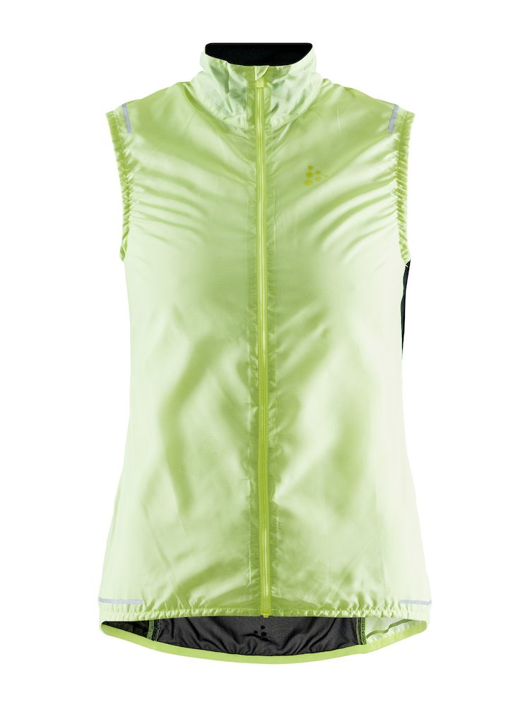 CRAFT ESSENCE LIGHT WIND VEST WOMEN FLUMINO