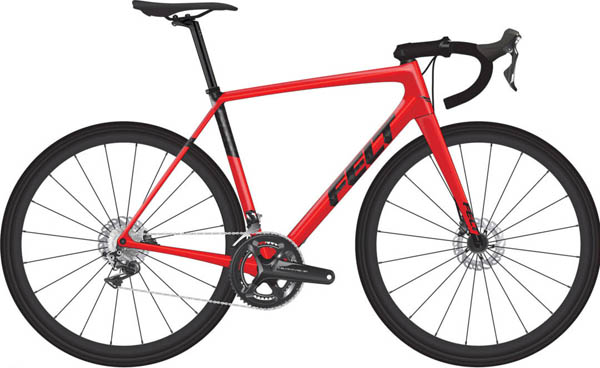 BICI FELT FR ADVANCED ULTEGRA Di2 2020 PLASMA RED.jpg