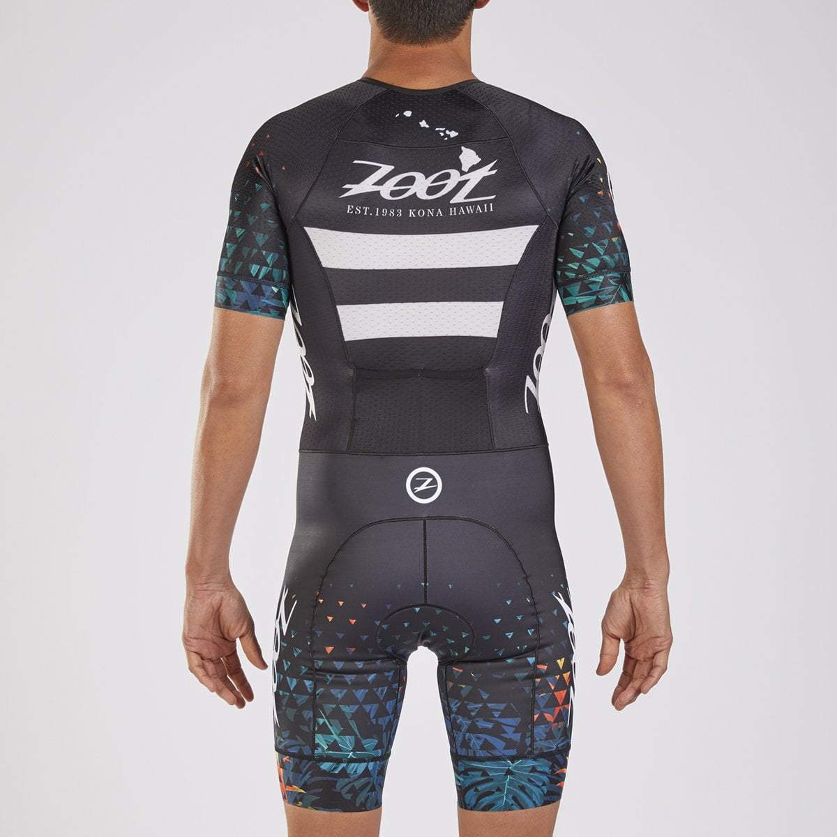 BODY TRIATHLON  ZOOT MEN'S LTD SS TRI RACESUIT ALI'I 2018 back.jpg