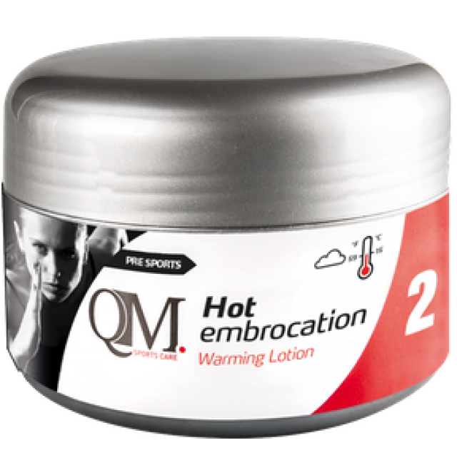 CREMA RISCALDANTE PER LO SPORT QM HOT EMBROCATION.png