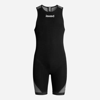 JAKED SWIMSKIN BOOSTER TRIATHLON UNISEX BLACK GREY.jpg