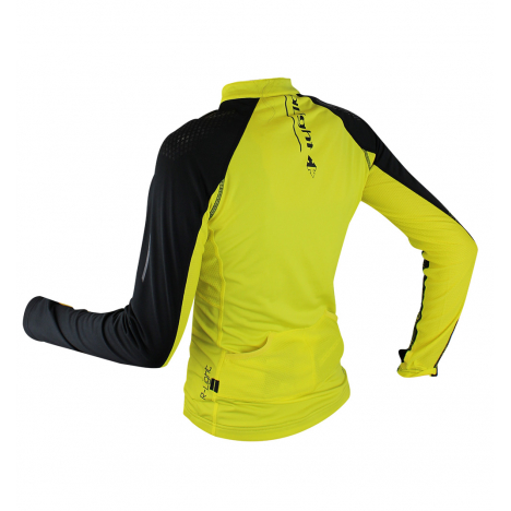 MAGLIA RUNNING MANICA LUNGA RAIDLIGHT PERFORMER RV744W WOMEN yellow back.jpg