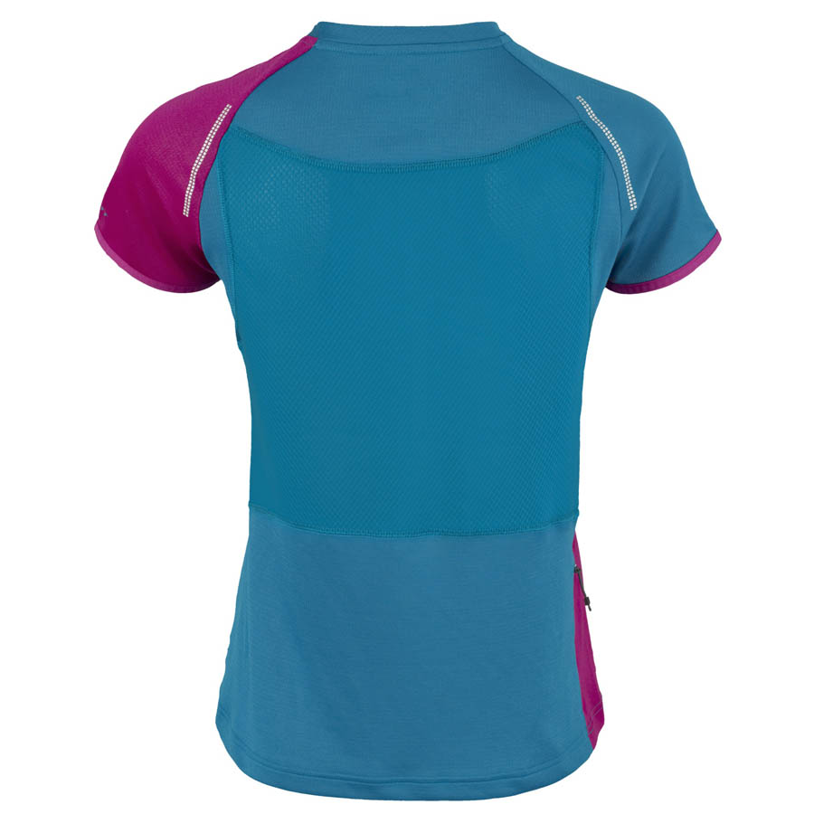 MAGLIA RUNNING SCOTT TRAIL RUN CREW SS SHIRT WOMEN 241667 BLUE PURPLE REAR.jpg