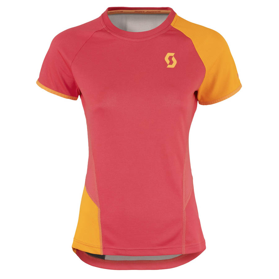 MAGLIA RUNNING SCOTT TRAIL RUN CREW SS SHIRT WOMEN 241667 PINK ORANGE.jpg