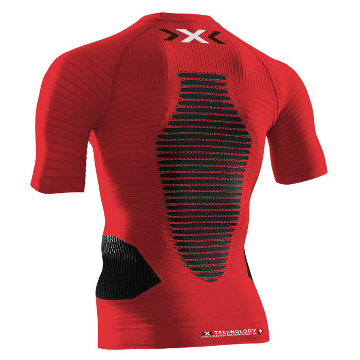 brand new d8323 fc5e9 MAGLIA X-BIONIC RUNNING EFFEKTOR POWER SHIRT SHORT O020596 ...