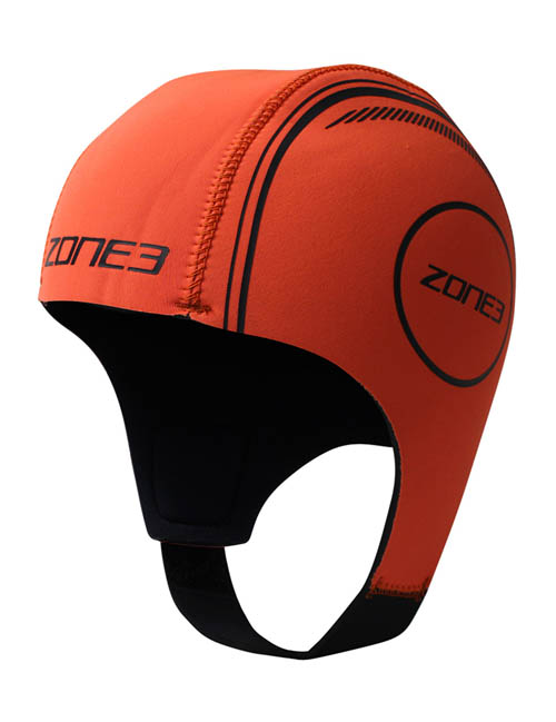 CUFFIA ZONE3 NEOPRENE SWIM CAP - Accessori triathlon - Triathlon ... ffb17d3ac331