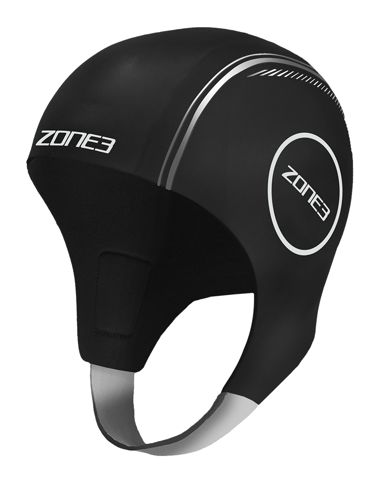 04d0a717394021 CUFFIA ZONE3 NEOPRENE SWIM CAP - Accessori triathlon - Triathlon ...