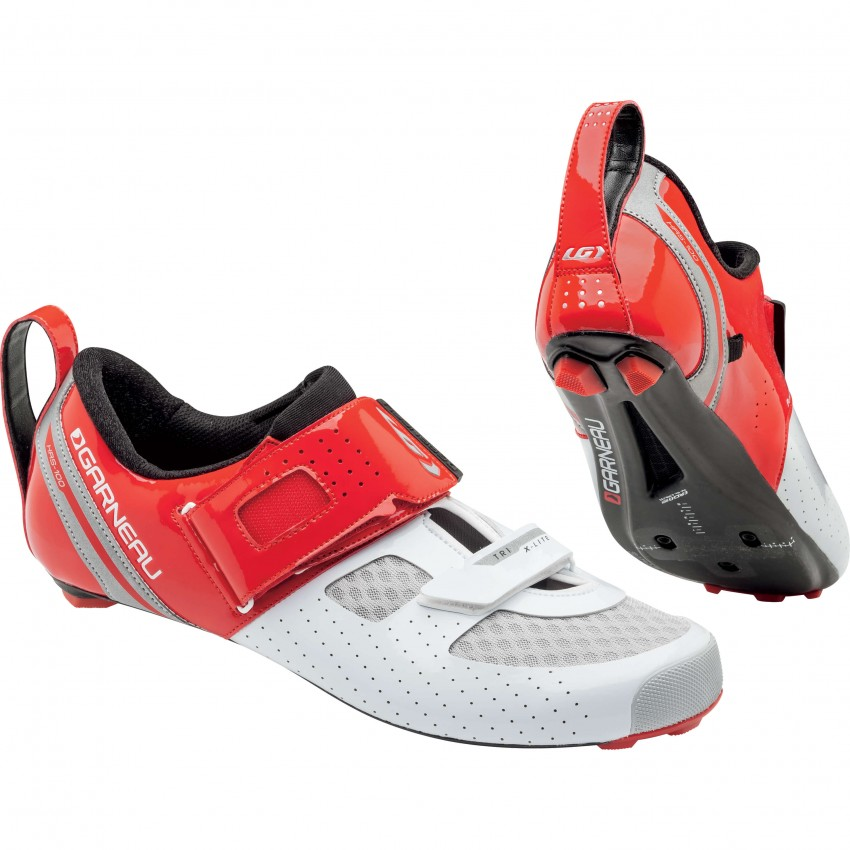 SCARPA CICLISMO TRIATHLON LOUIS GARNEAU TRI X-LITE II MEN RED WHITE.jpg