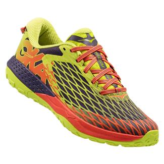 SCARPA TRAIL RUNNING MEN HOKA SPEED INSTINCT nightshade acid