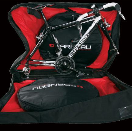 borsa porta bici da corsa