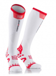 CALZA RUNNING COMPRESSPORT FULLSOCKS ULTRALIGHT WHITE.png