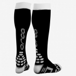 CALZE ORCA COMPRESSION TOTAL SOCK BLACK REAR.jpg