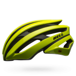 CASCO CICLISMO ROAD BELL STRATUS yellow BS.107.png