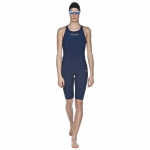 COSTUME ARENA POWERSKIN ST FULL BODY SHORT LEG OPEN SUIT 25268 blue navy.jpg
