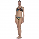 COSTUME NUOTO ARENA DONNA ODENSE TWO PIECES 2A337 BLACK.jpg