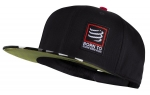 compressport FLATCAP - SwimBikeRun 2017 - Black.jpg