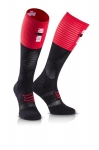 Full Socks UL- compressport Ironman 2017 - Black-Red .jpg