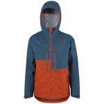 GIACCA NEVE SCOTT EXPLORAIR 3L MEN JACKET 244263 eclipse blue burnt orange.jpg