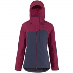 GIACCA NEVE SCOTT TERRAIN DRYO PLUS WOMEN JACKET 244308 sangria purple blue nights.jpg