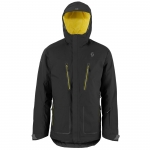 GIACCA NEVE SCOTT ULTIMATE GTX MEN JACKET 244275 black.jpg