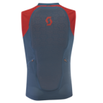 GILET SCOTT ACTIFIT PLUS MEN'S LIGHT VEST 255814 blue red.png