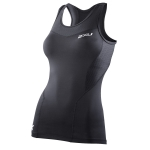 MAGLIA 2XU WOMEN'S COMPRESSION SLEEVELESS TOP WA2268A.jpg