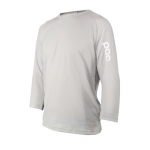 MAGLIA CICLISMO MTB POC RESISTANCE MID 3-4 JERSEY 52170 GREY.jpg