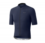 MAGLIA CICLISMO PEdALED SHIBUYA LIGHTWEIGHT JERSEY blue front view