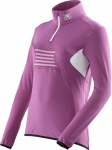 MAGLIA NEVE X-BIONIC SKI LADY RACCOON 2ND LAYER ZIP UP O100755 VIOLET WHITE.jpg