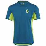 MAGLIA RUNNING SCOTT TRAIL RUN CREW SS SHIRT 241652 blue green.jpg
