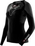 MAGLIA X-BIONIC BIKING LADY TWYCE SHIRT LONG FULL ZIP O100591