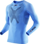 MAGLIA X-BIONIC RUNNING TWYCE MAN SHIRT LONG  FRENCH BLUE-BLACK O100595