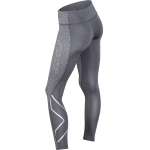 PANTALONI 2XU WOMEN PATTERN MID RISE COMPRESSION TIGHTS WA3842B REAR.png