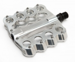 PEDALI PER DOWNHILL E SLALOM SPEEDPLAY BRASS KNUCKLES PEDALS polished40