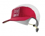 compressport Running cap - Swim Bike Run - White.jpg