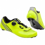 SCARPA CICLISMO LOUIS GARNEAU CARBON LS-100 CYCLING SHOES MEN yellow.jpg