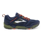 SCARPA RUNNING MEN BROOKS CASCADIA 11 BLUE DARK GREEN.jpg