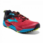 SCARPA TRAIL RUNNING BROOKS CASCADIA 12 MEN red black blue 698.jpg