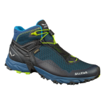 SCARPA TRAIL RUNNING SALEWA ULTRA FLEX MID GTX MEN 64416 poseidon fluo yellow79.png