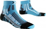 XBIONIC RUN SPEED TWO SOCKS LADY X020436 turquoise black