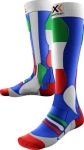 claza da sci xbionic x020454-ski-patriot-socks
