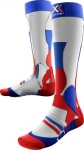 CALZE DA SCI X-BIONIC SKI PATRIOT SOCKS X020454 RUSSIAT028