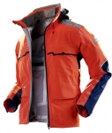 GIACCA X-BIONIC OUTDOOR MAN 3L JACKET O020476