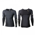 maglia-2xu-men's-elite compression-ls-top crew-ma3014a.jpg