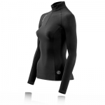 skins-a200-women's-thermal-long-sleeve-compression-top-with-zip
