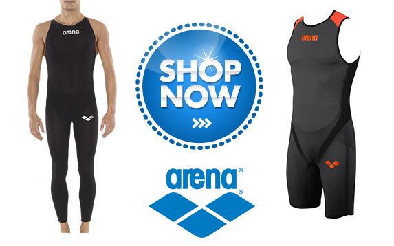 Costume Da Gara Arena Carbon Pro E Costume Arena Powerskin Flex