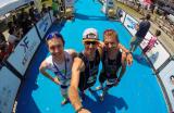 Campionati Italiani di Triathlon Medio nel segno di Molinari e Dogana